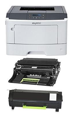Renewable Toner 35SC060 MS317dn MICR Check Printer Bundle wi