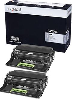 Lexmark 50F0Z00 Return Program Imaging Unit Toner Cartridge,