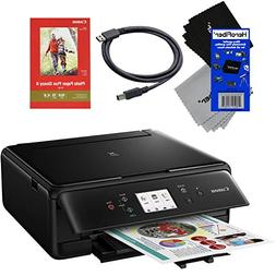 Canon PIXMA TS6020 Wireless All-in-One Compact Inkjet Printe