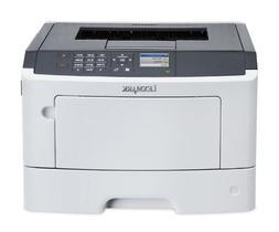 Lexmark MS510dn Compact Monochrome Laser Printer, Network Re