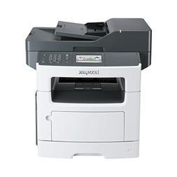 Lexmark MX511de Monochrome All-In One Laser Printer, Scan, C