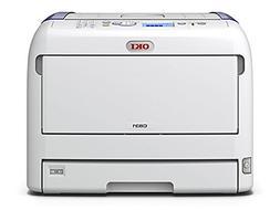 Oki Data C831n Small Workgroup Color Printer  , 120V