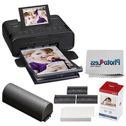 Canon SELPHY CP1300 Compact Photo Printer  + Canon KP-108IN