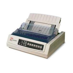 OKI Data 62411601 Microline 320T 9-Pin Turbo Dot Matrix Impa