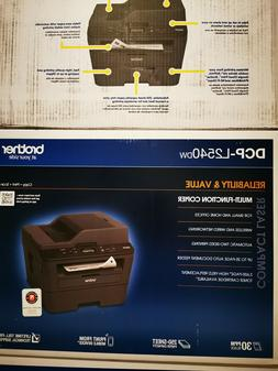 Brother DCPL2540DW Wireless Compact Laser Printer, Amazon Da