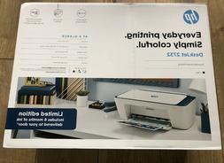 HP DeskJet 2732 Wireless All In One Printer Instant Ink Read