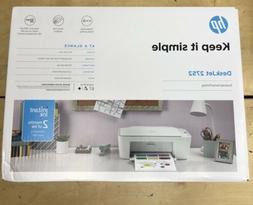 HP DeskJet 2752 Wireless All in One Color Inkjet Printer Ins