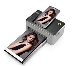 "Kodak Dock & Wi-Fi Portable 4x6"" Instant Photo Printer, Pr"