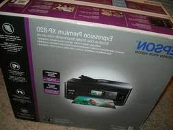 Epson Expression Premium XP-820 Wireless Color Photo Printer