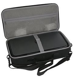 co2crea Hard Travel Case for HP OfficeJet 250 All-in-One Por