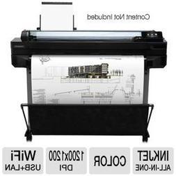 Hewlett Packard  - CQ891A#B1K - Designjet T120 24-in ePrinte