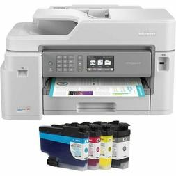 Brother MFC-J5845DW INKvestment Tank Color Inkjet All-in-One