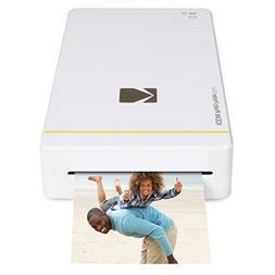 Kodak Mini Portable Mobile Instant Photo Printer - Wi-Fi & N