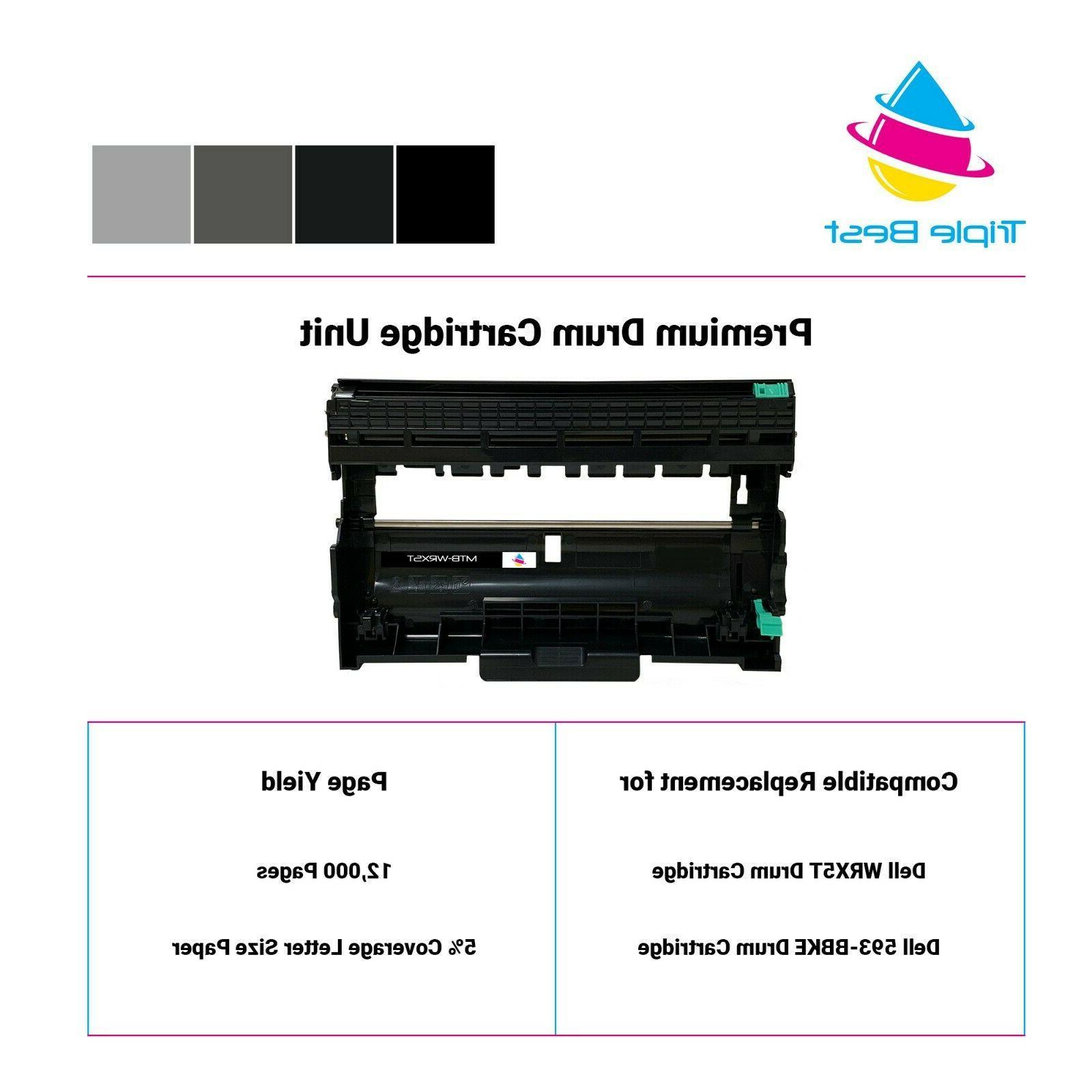 Black Toner Cartridge for Dell E310dw E514dw E515dw