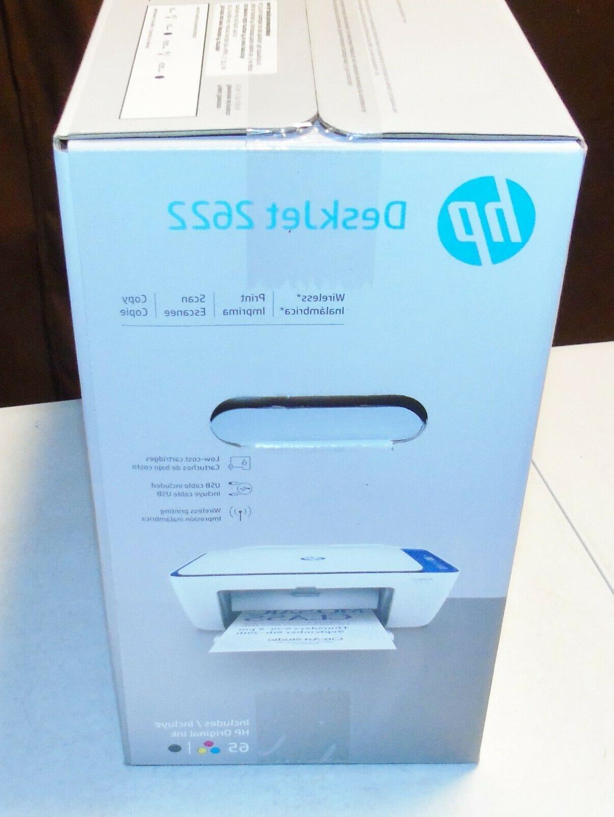 BRAND HP 2622 IN ONE PRINTER Sealed INK