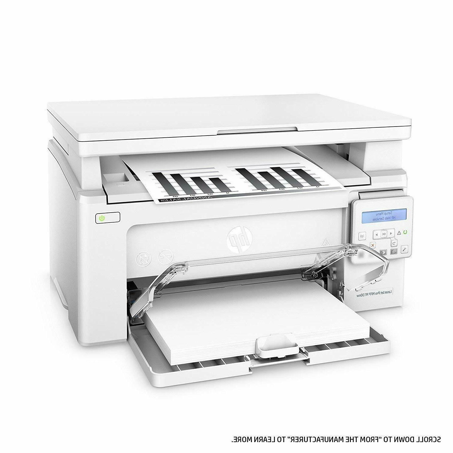 Brand HP Pro M130nw All-in-One Laser