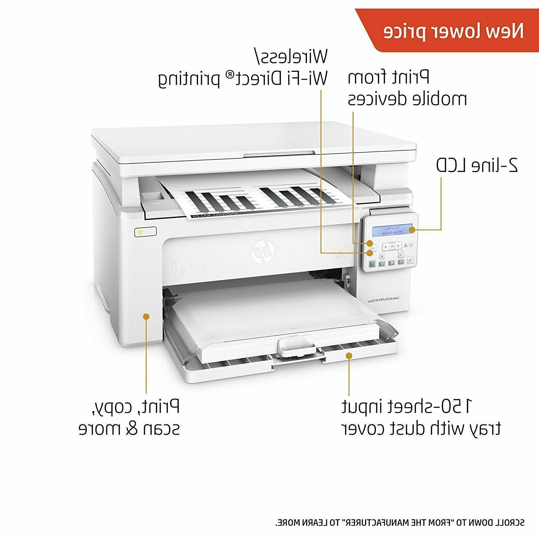 Brand Pro M130nw Laser Printer