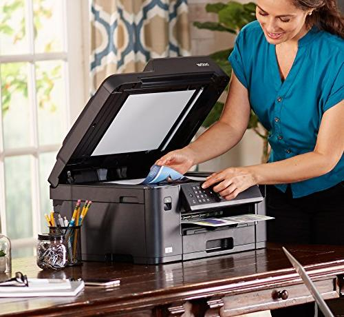 Business Smart Multifunction Printer Color - Print -