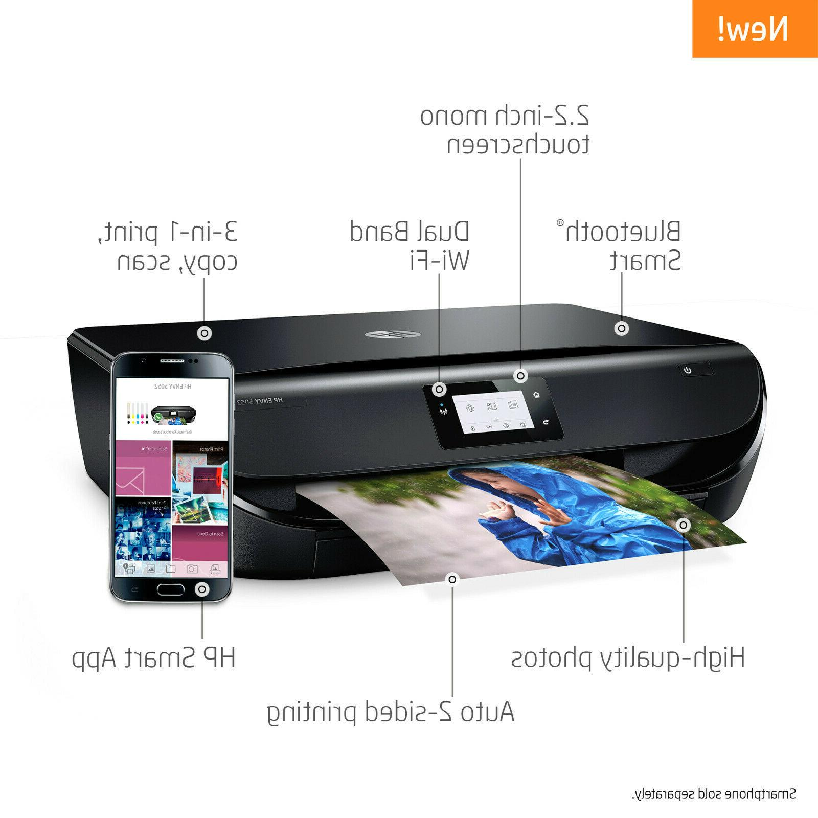 HP Wireless Inkjet Printer -