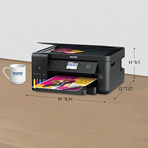 Epson Wireless Printer with and Ethernet