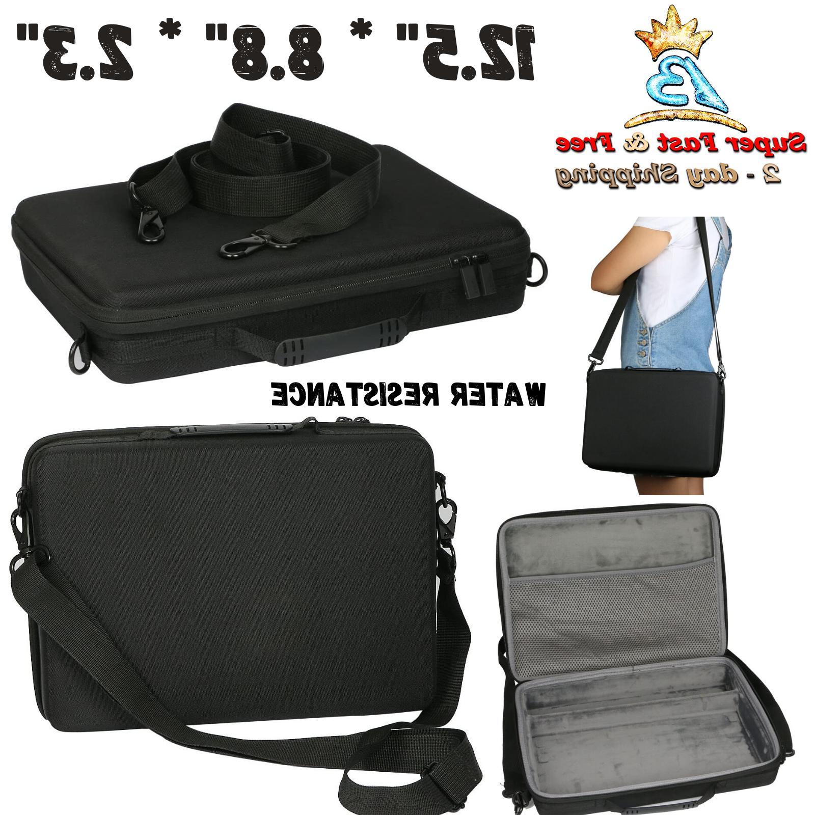 Co2Crea Hard Travel Case Bag for Epson Workforce WF-100 Wire
