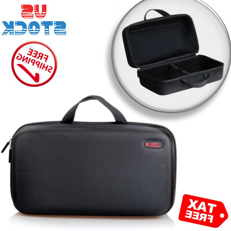 Hermitshell Hard EVA Travel Black Case Canon PIXMA iP110 Wir