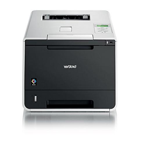 hll8350cdw wireless laser printer