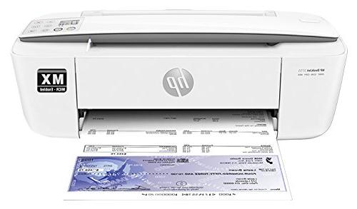VersaCheck HP Deskjet 3755MX, MICR All-In-One Printer, Gray