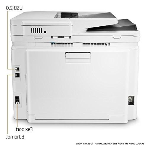 HP Laserjet Pro All in Color Dash