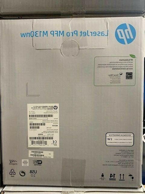 laserjet pro m130nw all in one wireless