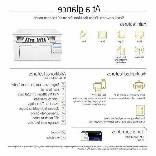 New! M130nw Printer