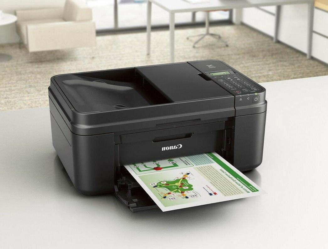 NEW Wireless Color Printer Scan