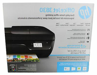 officejet 3830 all in one touchscreen wireless