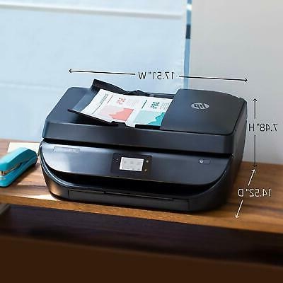 HP 5255 All-In-One Wi-Fi Thermal Printer,