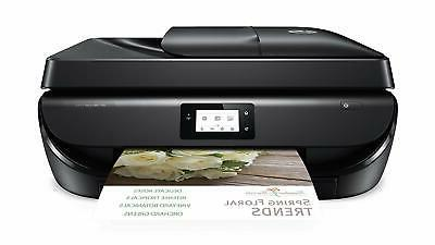 HP OfficeJet 5255 All-In-One Wi-Fi Thermal Printer, Energy Star