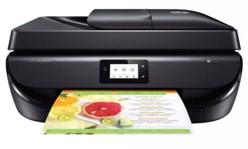 HP OfficeJet 5258/5255 Wireless All-in-One Printer Copy/Scan
