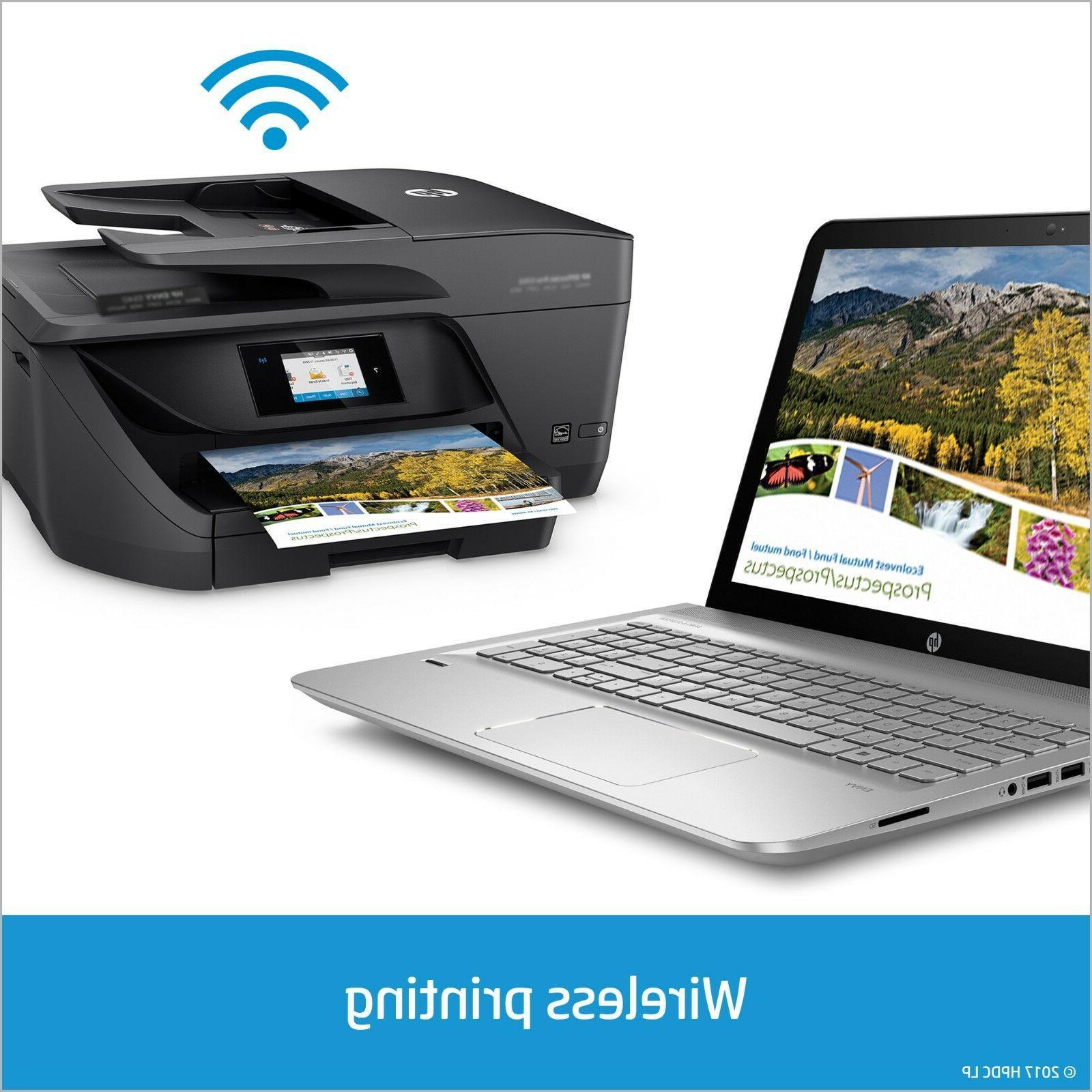 HP OfficeJet 6962 Wireless All-in-One Printer