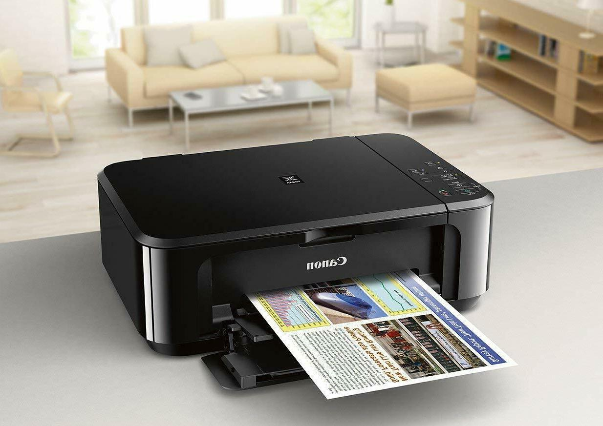Wireless All-In-One Printer, INK