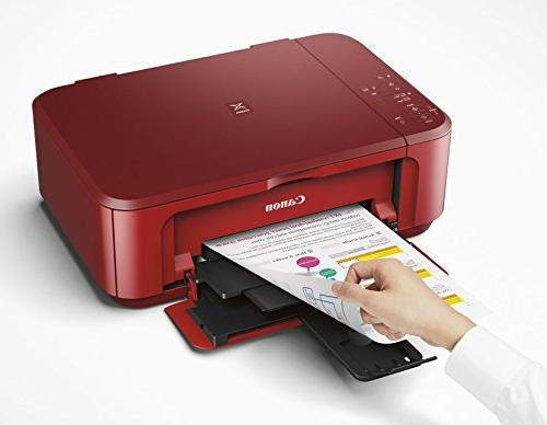Canon MG3620 All-In-One Inkjet with and Tablet Printing,