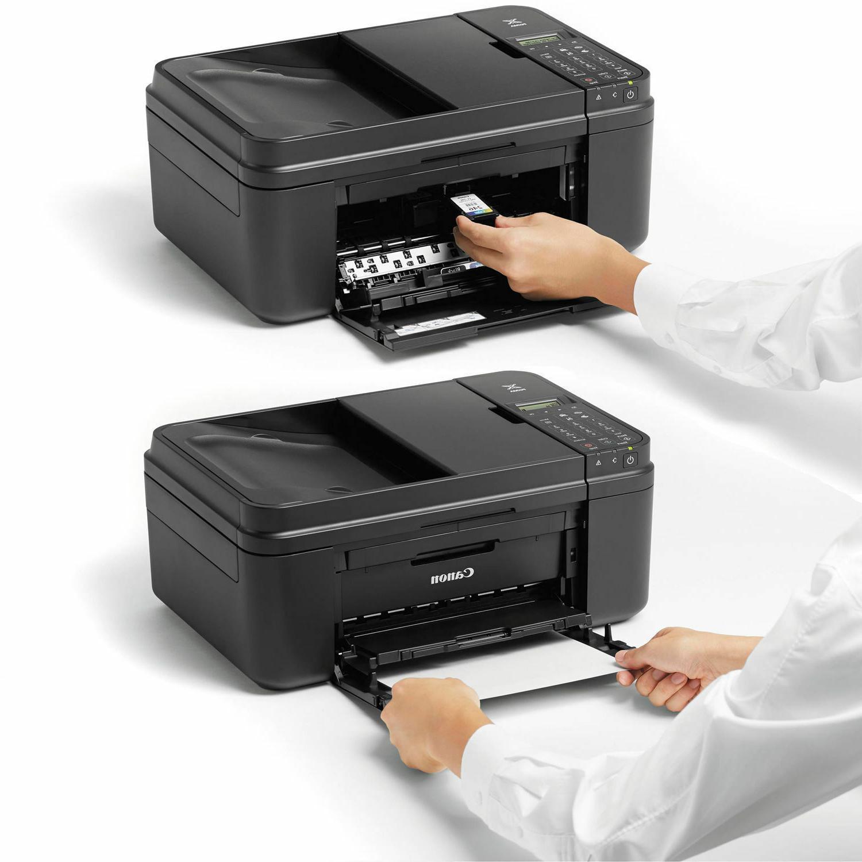 Canon MX492 Inkjet Printer,Black & USB