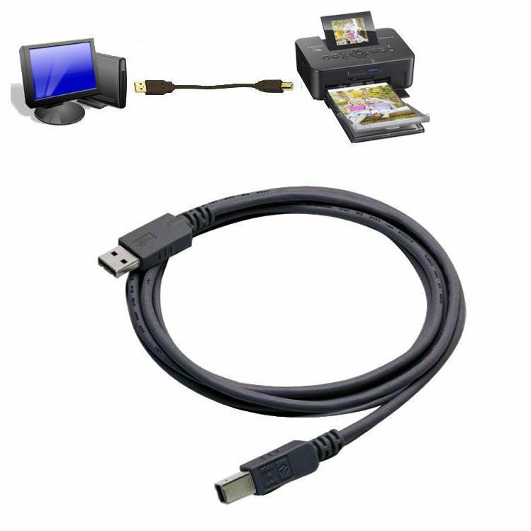 Inkjet + Black & Color + USB