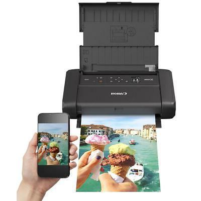 Canon PIXMA Portable Inkjet Printer, 4800x1200