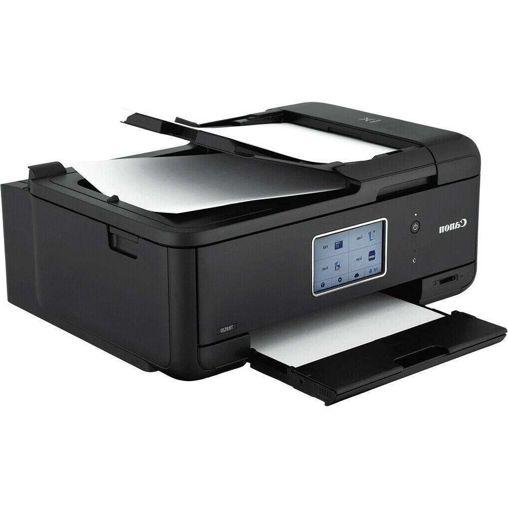 Canon PIXMA All-in-One Color Office Printer