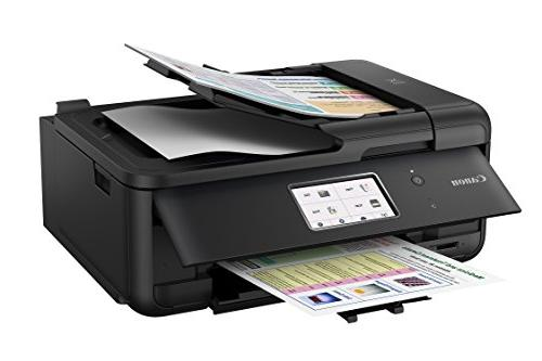 Canon TR8520 Wireless | Mobile Photo Document AirPrint Printing,