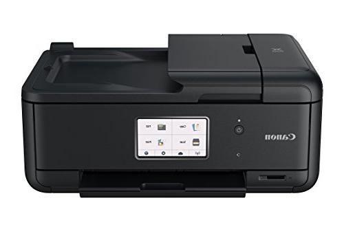 Canon All Printer | Mobile | Photo and Document AirPrint Google Printing, Black