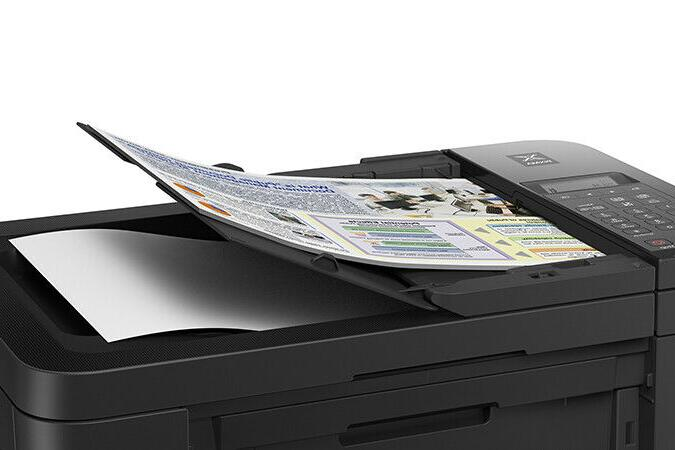 Canon All-in-One Printer Fax,