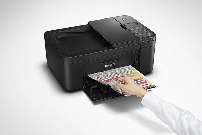 Canon All-in-One Printer Copier Scanner Fax, INK