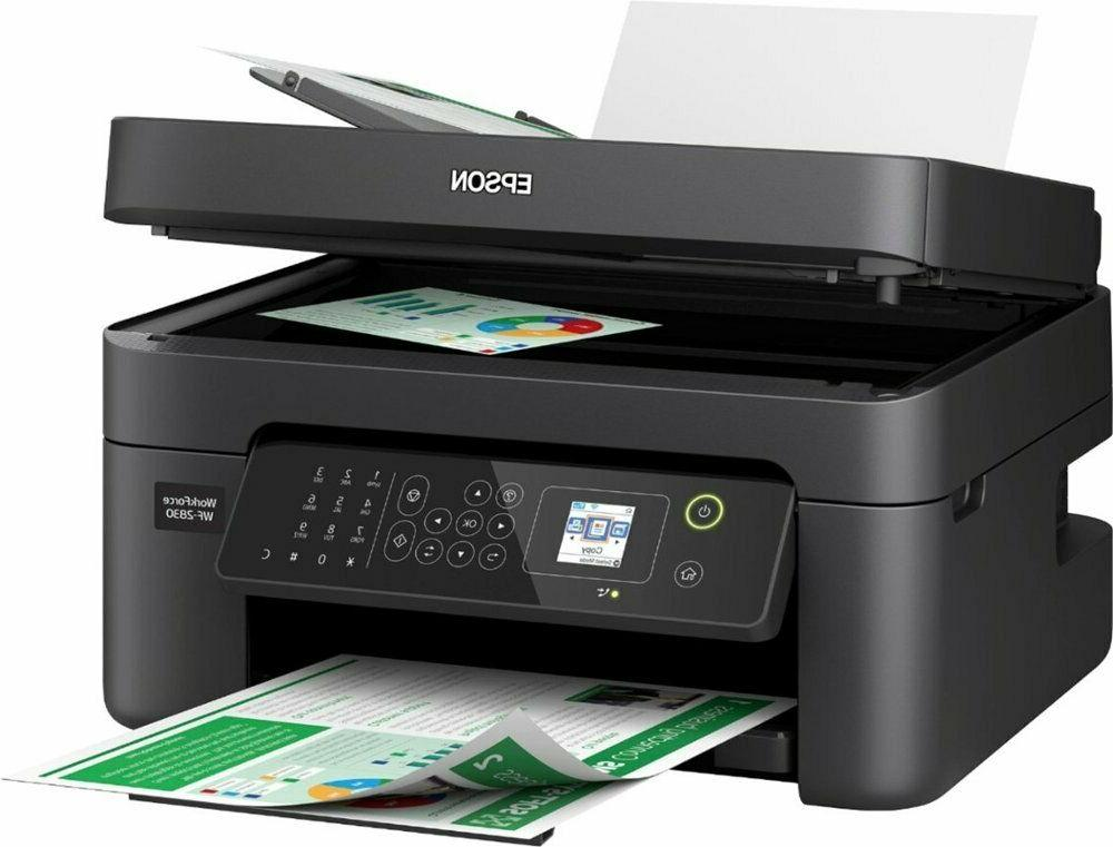 Epson Printer Fax Machine Wireless