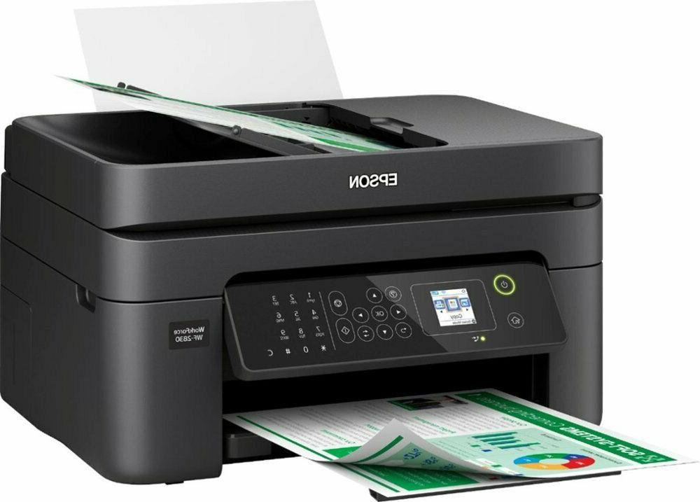Epson WF-2830 Fax Machine Wireless