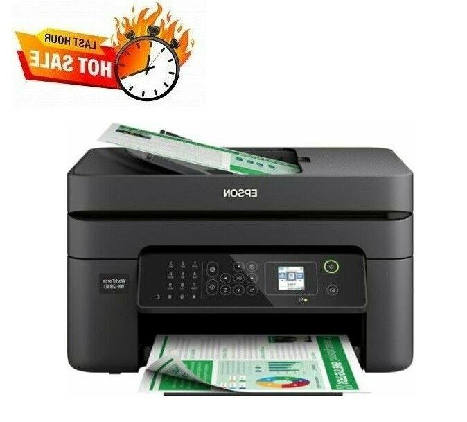 printer machine fax scanner copier all in